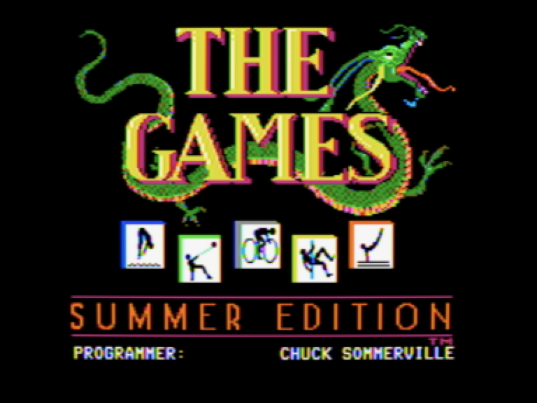 The Games: Summer Edition (woz-a-day collection) : Free Download