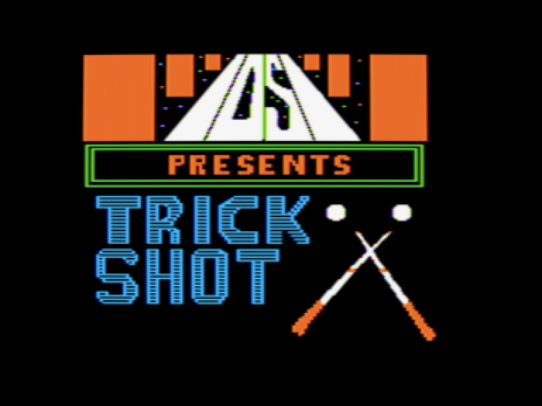 Trick Shot (woz-a-day collection) : IDSI : Free Download, Borrow