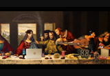 The Last Supper – RSA Student Design Awards Shortlisted – Moving Pictures