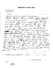 JFK Assassination DPD File 133