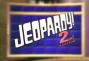 J! Archive - Pictures of Ken Jennings Final Jeopardy! reactions