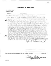 JFK Assassination DPD File 441