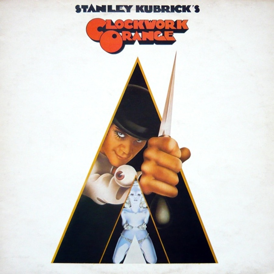 Various - (1971) Stanley Kubrick's A Clockwork Orange (Music From