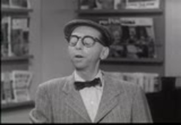 [Chunky Television Commercials with Arnold Stang]