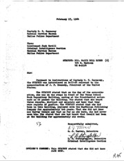 JFK Assassination DPD File 781