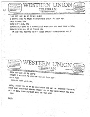 JFK Assassination DPD File 829
