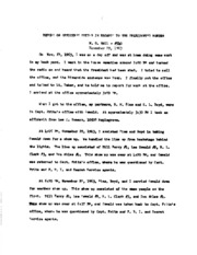 JFK Assassination DPD File 948