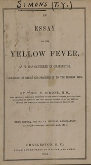 essay of yellow fever Yellow fever attacks philadelphia 1793 yellow fever attacks philadelphia 1793 the summer of 1793 was unusually hot and dry - yellow fever attacks philadelphia 1793.