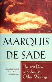 The Marquis de Sade the complete Justine Philosophy in the