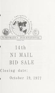 14th NI Mail Bid Sale