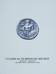 The Classical Numismatic Review: Vol. 15 No. 2