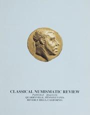 The Classical Numismatic Review: Vol. 15 No. 4