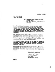 JFK Assassination DPD File 1640