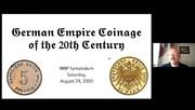 German Empire Coinage of the 20th Century