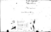 Josiah Fox to Tench Francis, 1/24/1798