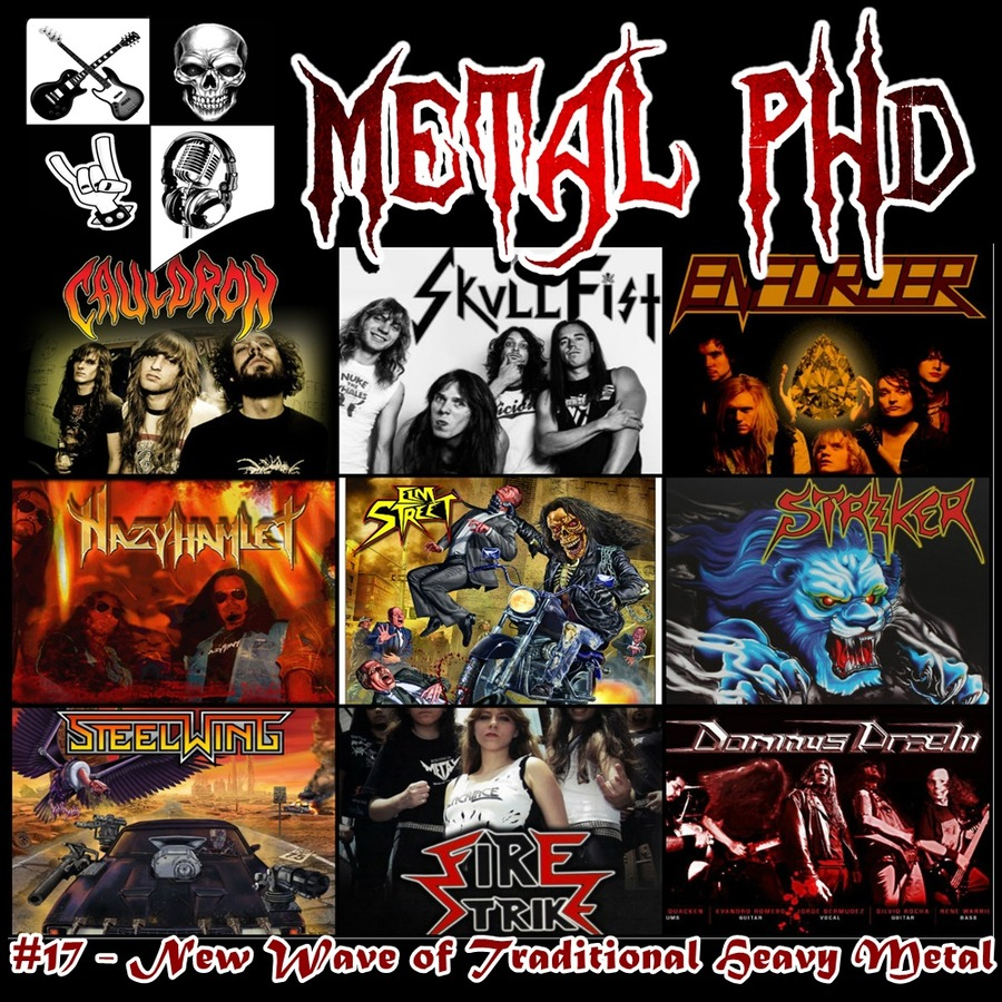 New Wave Of Traditional Heavy Metal : Metal PhD