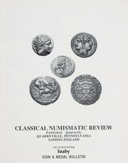 The Classical Numismatic Review: Vol. 17 No. 2