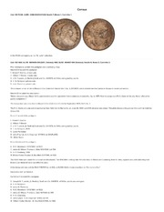 Numismatic Background and Census of 1802 Half Dimes (Addenda)