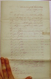 U.S. National Archives, Record Group 104, Entry 1