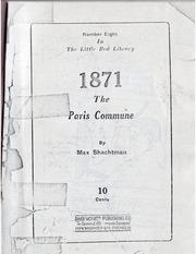 1871: the Paris commune