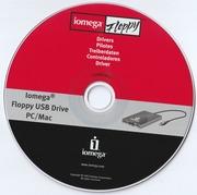 Iomega Floppy USB Drive PC/Mac Drivers (2003)