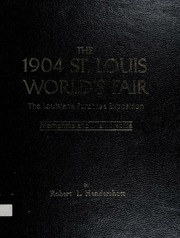 1904 St. Louis World's Fair Mementos and Memorabilia