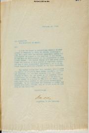 Mellon to Hughes, February 10, 1923