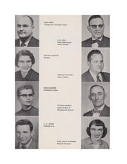 Hiwassee College 1958 Yearbook