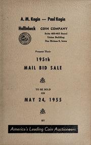 195th Mail Bid Sale