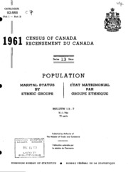 how to change marital status in canada