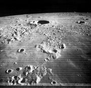 Moon Lunar OrbiterMoon Color Map Landing Sites See Also 675217