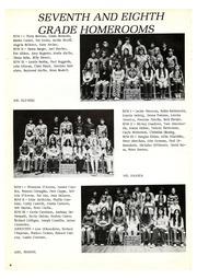 1973 sousarama yearbook john philip sousa junior high school