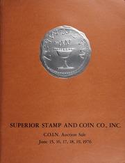 The 1976 C.O.I.N. Auction Sale (pg. 68)