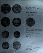 1980 auction sale : coins of the world. [02/11-13/1980]