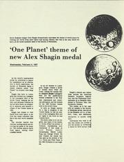 Alex Shagin Clip File