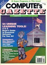 Compute! Gazette (1983-1990) : Free Texts : Free Download, Borrow