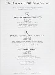 The 1990 DCSE Sale