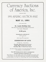 1991 Spring Auction