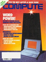Compute! Magazine Archive : Free Texts : Free Download
