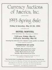 1993 Spring Sale