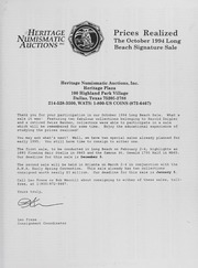 The 1994 Long Beach Sale