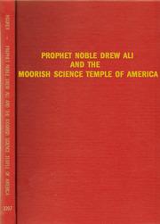 1997 Prophet Noble Drew Ali and the Moorish Science Temple