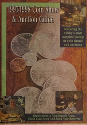 1997-1998 Coin Show & Auction Guide