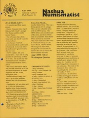 Nashua Numismatist: 1998