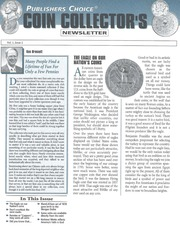 Publishers Choice Coin Collector's Newsletter: Vol. 1 No. 2
