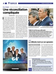 20 Minutes Edition France 2013-11-05