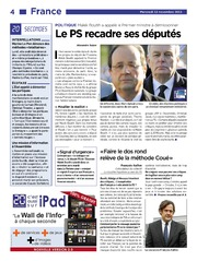 20 Minutes Edition France 2013-11-13