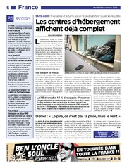 20 Minutes Edition France 2013-11-19