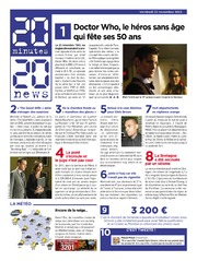 20 Minutes Edition France 2013-11-22