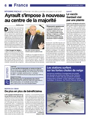 20 Minutes Edition France 2013-11-25